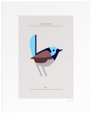 Josh Brill lumadessa bird 1