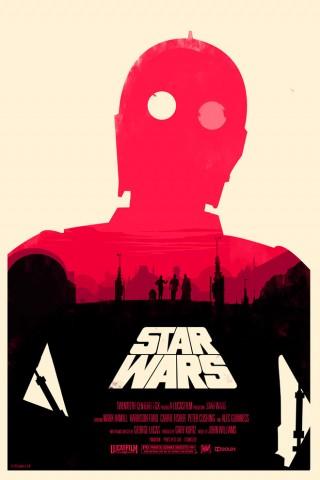 Olly Moss - Star Wars
