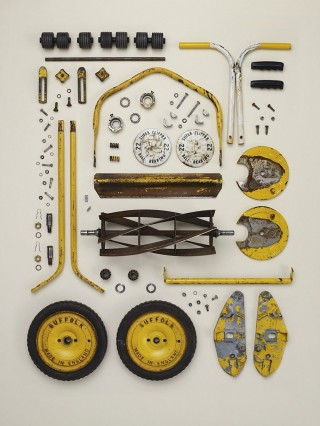 Todd Mclellan, Disassembled